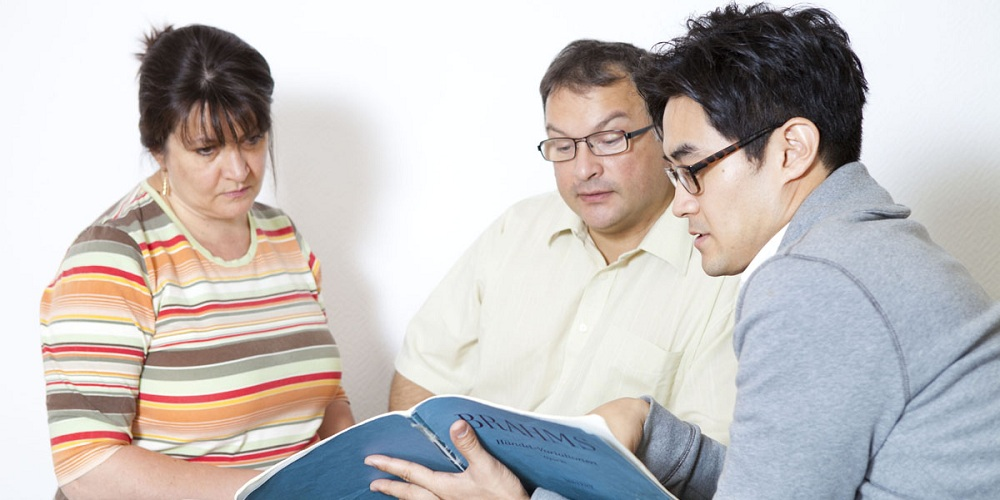 Individuelle Beratung für Eltern