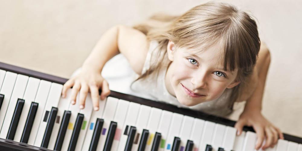 Klavier- und Keyboardunterricht